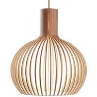 GROA Lámpara de madera Ø450mm