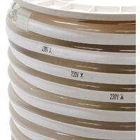 Led NEON Flex RGB, DC24V, 14x26mm, 1 metro, RGB - RGB