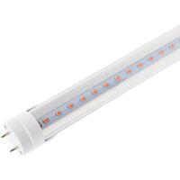 Tubo LED T8 18W, 120cm, PLANT GROW Full Spectrum, Crecimiento de plantas, IP65, Crecimiento de plantas - Crecimiento de plantas