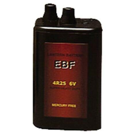 Lámpara señalización de obra - talla Batería lámpara