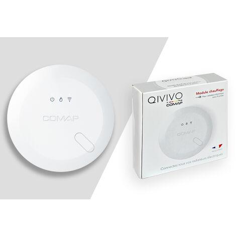 COMAP Module sans Fil additionnel pour Chauffage Électrique COMAP Smart Home - QWM12-EW-EU - L151012001