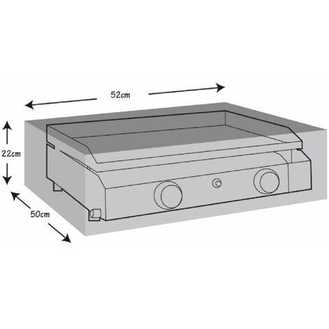 Housse de protection pour plancha à gaz  52x50x22cm  Werkapro