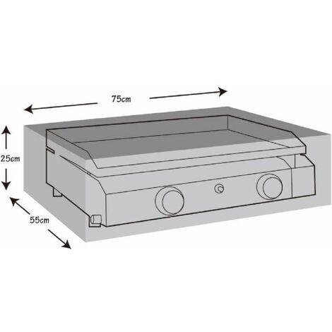 Housse de protection pour plancha à gaz  75x55x25cm  Werkapro