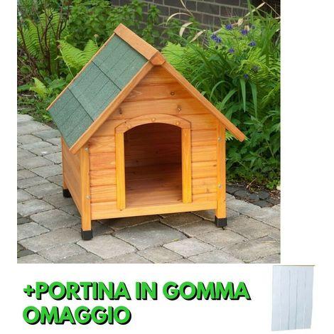 Animali Di Plastica Da Giardino.Cuccia In Legno Per Cane Cani Tutte Le Taglie Tendina Termica Da Esterno Misura Small 192843970753 1