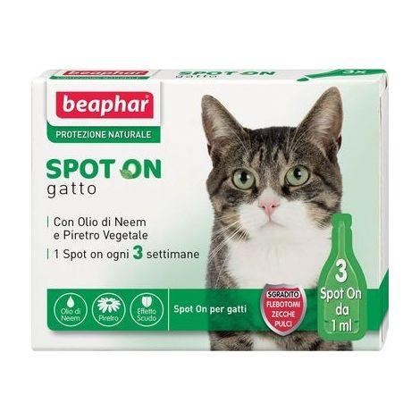 Beaphar protezione naturale spot on gatto