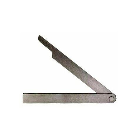 Fausse équerre métal MIB WHG250