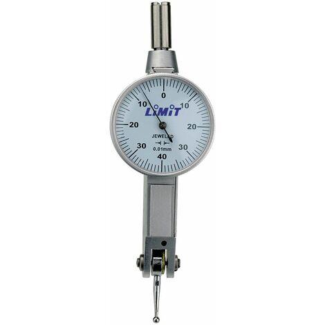 Comparateur à palpeur orientable 0,8 mm / 0,01 mm Limit BMTT