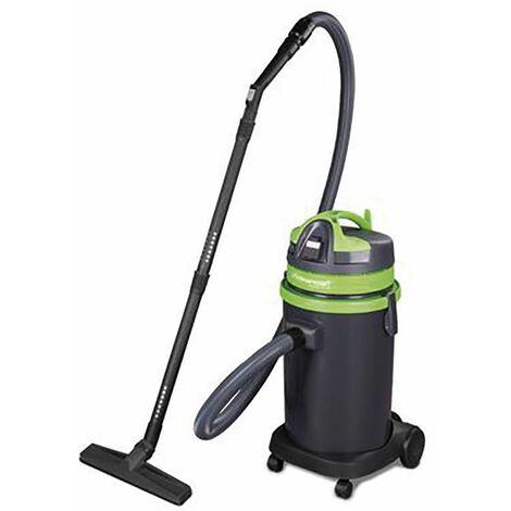 Aspirateur sans sac industriel 2300W, 37L (eau et poussière) Cleancraft WETCAT 137 R