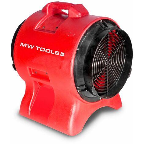 Ventilateur extracteur mobile 300 mm - 750 W MW-Tools MV300PP