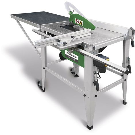 Scie à table pour le bois ø 315 mm 230V Holzstar TKS316PRO230V