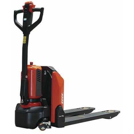 Transpalette électrique 1500 kg avec batterie 20 Ah MW-Tools TPL1510