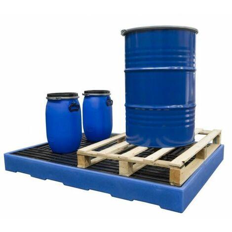 Bac de récupération 300 L pour fûts MW-Tools OPW4