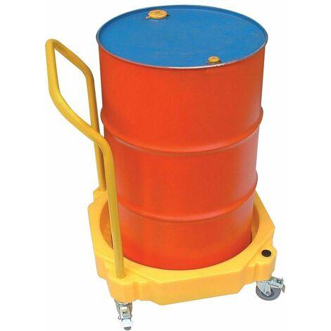 Bac à roulettes pour 1 fût de 200 L MW-Tools VK2