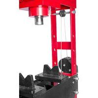 Presse hydraulique d'atelier hydropneumatique 50 t MW-Tools PPH50B