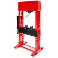 Presse hydraulique d'atelier manuelle 20 t MW-Tools CATOMA20S