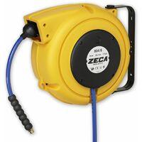 Enrouleur air eau 10 m - 1/4 Zeca 804/8