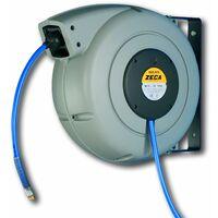 Enrouleur air eau 16 m - 1/4 Zeca 805/8/S