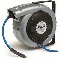 Enrouleur tuyau d'air comprimé Zeca 813/8/S