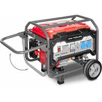 Groupe électrogène essence 3,0kW 230V MW-Tools BG30M