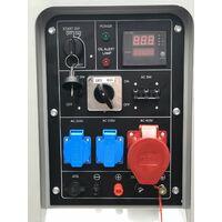 Groupe électrogène diesel 7,5kW 1x230V + 3x400V MW-Tools DG75E