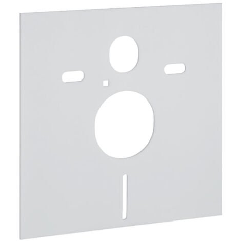 Geberit Set d'isolant phonique pour WC ou Bidet suspendu (156.050.00.1)