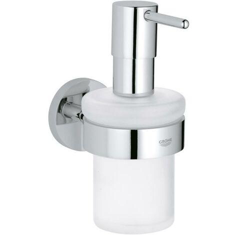 Grohe ESSENTIAL - Distributeur de savon avec support (40448001)