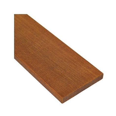Les lames pour terrasse en bois
