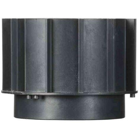 Carton de 60 Rehausses de Plot 60 mm Jouplast pour plot PVC à vérin lambourde et dalle