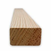 Lambourde / Tasseau 35x55 Douglas Autoclave Marron Sec Raboté Qualité Charpente 4m