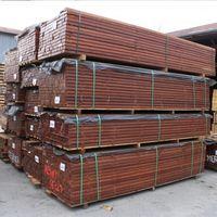 PROMO Lambourde Lamellé Collé Bois Exotique Classe 4 40x60 en 3m95 / 4m