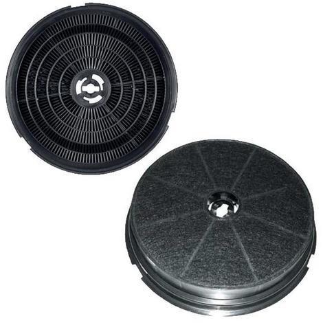 Filtro a carbone rotondo tipo 180 (al pezzo) - Cappa aspirante - AIRLUX - 51055