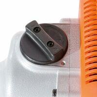 AREBOS Mixeur de mortier Malaxeur 1200 W - orange