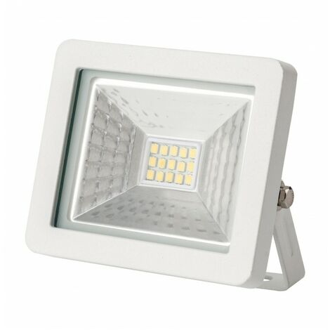 Projecteur LED WAVE - 10W - IP65 - Ecolife Lighting - Blanc Chaud