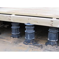 315-420mmHeavy Duty Support Pedestal for Decking - Wallbarn