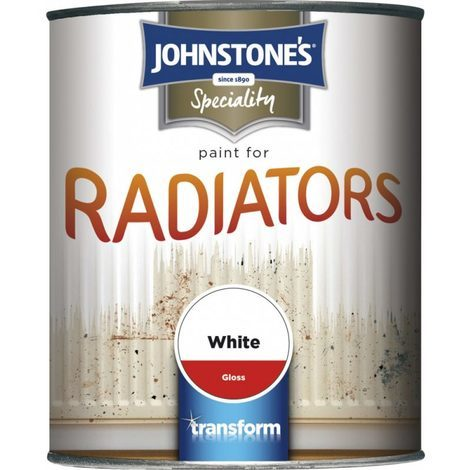 Johnstones Speciality Radiator Enamel 250ml