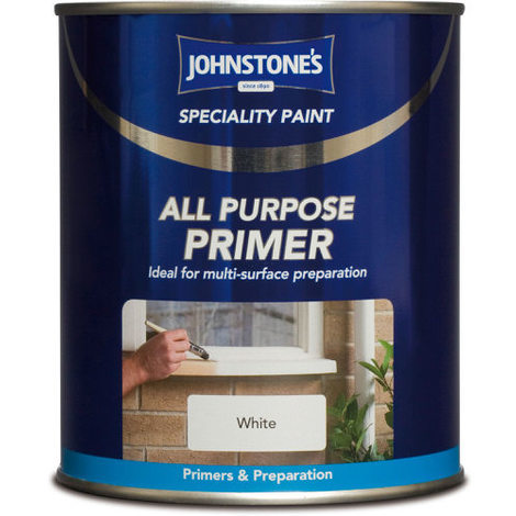 Johnstones Speciality Paints All Purpose Primer 750ml