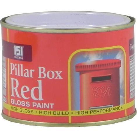 151 Non Drip Gloss Pillar Box Red 180ml