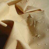 Toile d'ombrage imperméable de 4x3m à tendre sur structure pergola   Terracotta