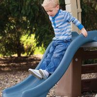 Step2 Play Up Gym Set Aire de Jeux Enfant avec Toboggan & Balançoire   Aire de jeux en Plastique pour les Enfants