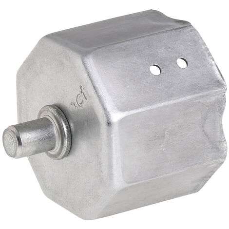 Capsula Persiana Metalica Con Espiga Para Eje 60 mm.