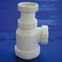 Sifon Botella Extensible T-4 1 1/2 Tuerca Loca