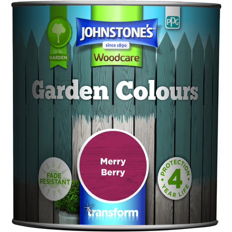 Johnstone's Garden Colours Merry Berry 1l
