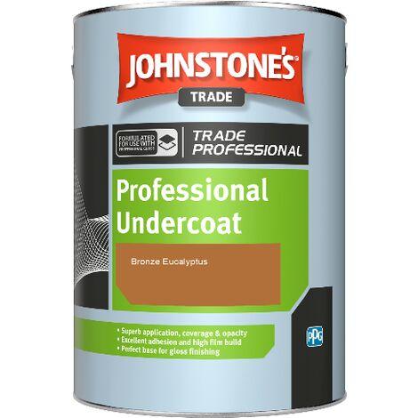 Johnstone's Professional Undercoat - Bronze Eucalyptus - 1ltr