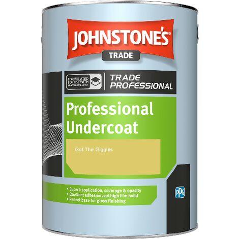 Johnstone's Professional Undercoat - Got The Giggles - 1ltr