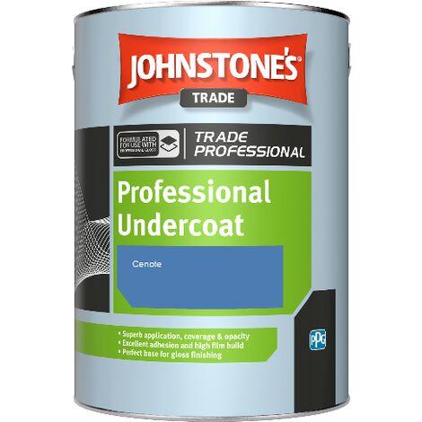 Johnstone's Professional Undercoat - Cenote - 1ltr