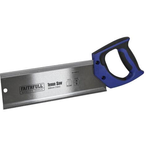 Faithfull Tenon Hardpoint Handsaw 300mm (12in) 11 TPI