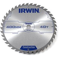 Irwin General Purpose Table & Mitre Saw Blade 400 X 30mm X 40t Atb