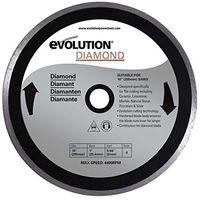 Evolution Diamond Blade, 255 Mm