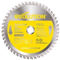 Evolution Stainless Steel Carbide-tipped Blade, 180 Mm