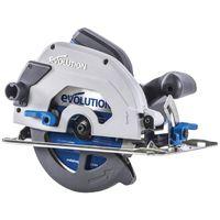 Evolution S185CCSL Industrial Circular Saw 1600W 110V